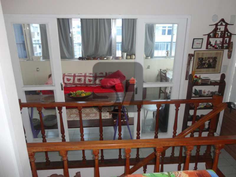 DSC08293 - Cobertura Rua Senador Vergueiro,Rio de Janeiro,zona sul,Flamengo,RJ À Venda,5 Quartos,183m² - VICO50002 - 21