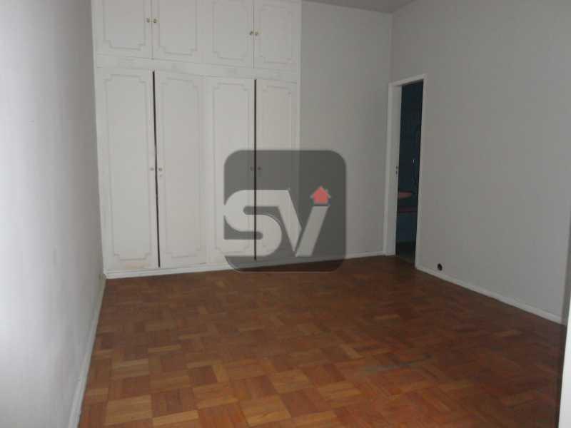 Quarto 2 - Apartamento Rio de Janeiro,zona sul,Flamengo,RJ Para Alugar,3 Quartos,110m² - VIAP30253 - 9