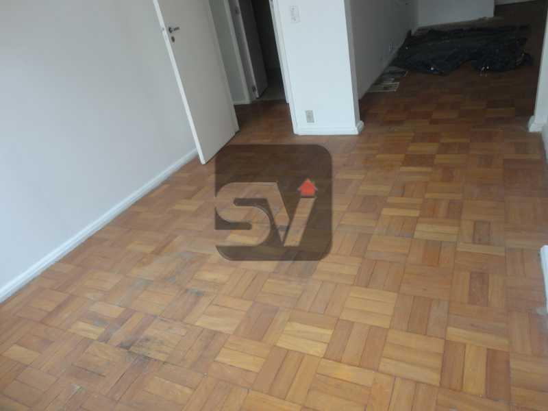 Quarto revertido em sala - Apartamento Rio de Janeiro,zona sul,Flamengo,RJ Para Alugar,3 Quartos,110m² - VIAP30253 - 5
