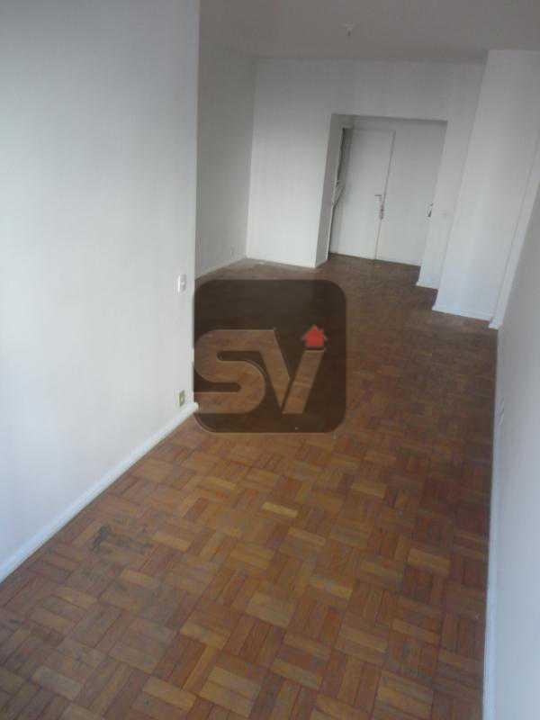 Sala - Apartamento Rio de Janeiro,zona sul,Flamengo,RJ Para Alugar,3 Quartos,110m² - VIAP30253 - 4
