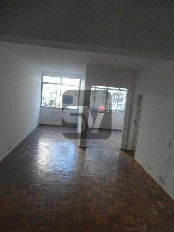 Sala - Apartamento Rio de Janeiro,zona sul,Flamengo,RJ Para Alugar,3 Quartos,110m² - VIAP30253 - 3