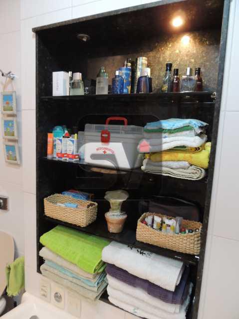 Banheiro Suíte - Apartamento À Venda - Rio de Janeiro - RJ - Flamengo - VIAP30259 - 15