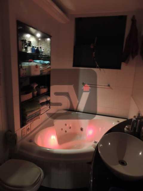 Banheiro Suíte  - Apartamento À Venda - Rio de Janeiro - RJ - Flamengo - VIAP30259 - 12
