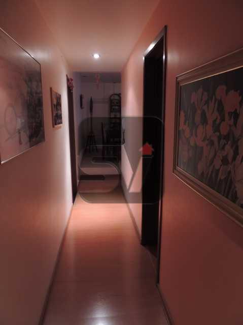 Corredor - Apartamento Rio de Janeiro,zona sul,Flamengo,RJ À Venda,3 Quartos,113m² - VIAP30259 - 7