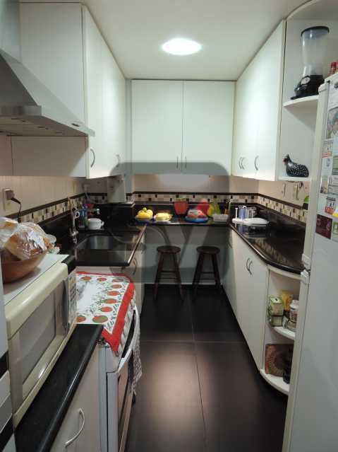 Cozinha - Apartamento À Venda - Rio de Janeiro - RJ - Flamengo - VIAP30259 - 19