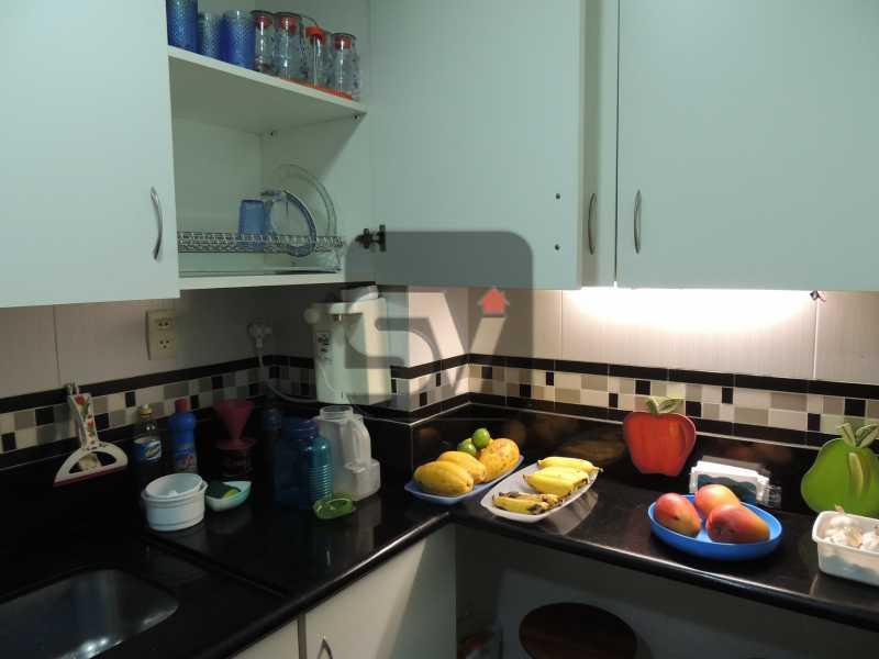 Cozinha - Apartamento Rio de Janeiro,zona sul,Flamengo,RJ À Venda,3 Quartos,113m² - VIAP30259 - 20