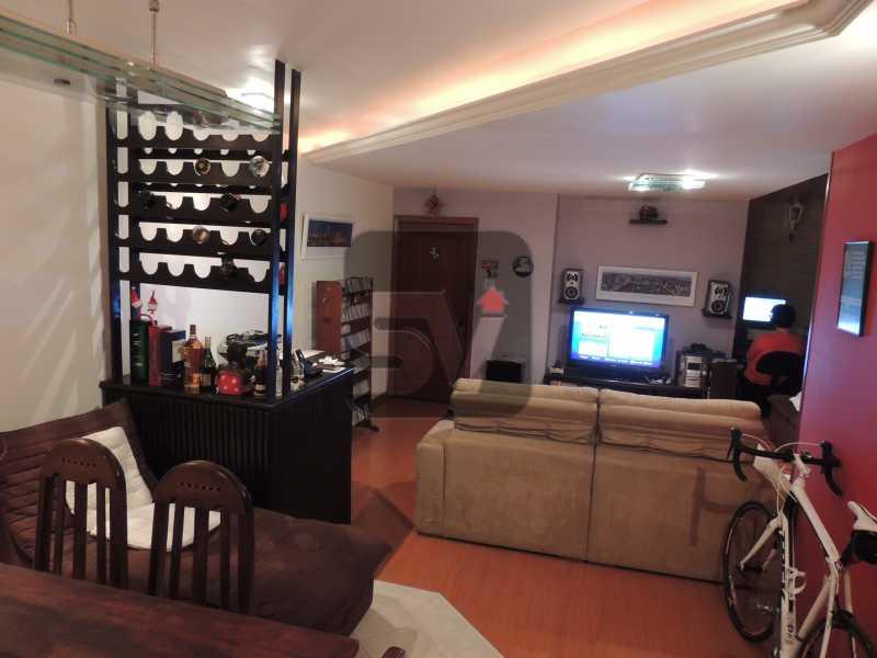 Sala - Apartamento Rio de Janeiro,zona sul,Flamengo,RJ À Venda,3 Quartos,113m² - VIAP30259 - 5