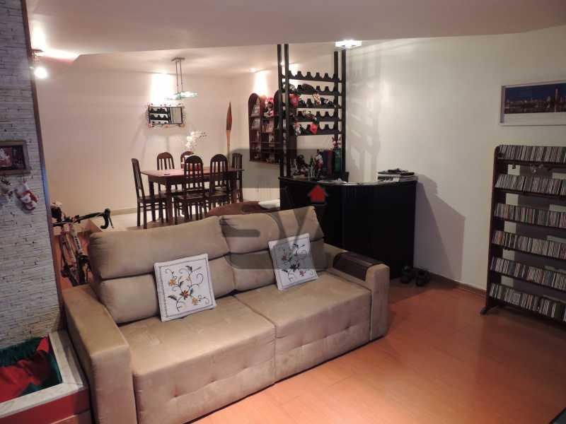 Sala - Apartamento Rio de Janeiro,zona sul,Flamengo,RJ À Venda,3 Quartos,113m² - VIAP30259 - 4