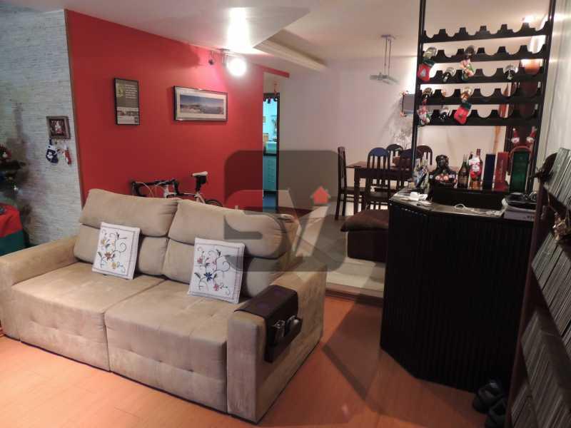 Sala - Apartamento Rio de Janeiro,zona sul,Flamengo,RJ À Venda,3 Quartos,113m² - VIAP30259 - 1