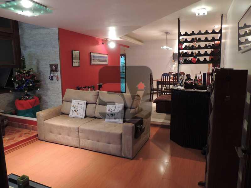 Sala - Apartamento Rio de Janeiro,zona sul,Flamengo,RJ À Venda,3 Quartos,113m² - VIAP30259 - 3