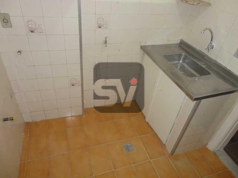 Cozinha - Reformado. Ponto Nobre. Flamengo. 1 Quarto. - VIAP10169 - 8