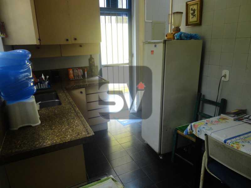 Cozinha  - Casa Comercial À Venda - Rio de Janeiro - RJ - Flamengo - VICC40001 - 9
