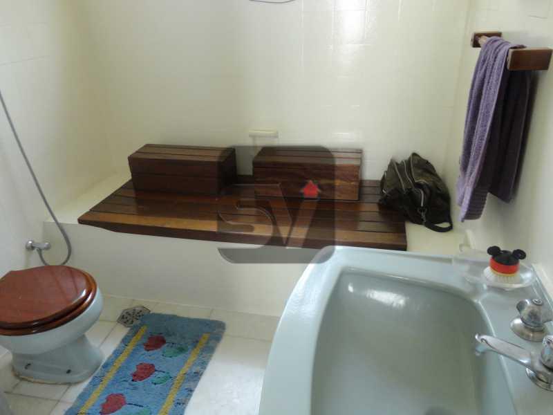 Banheiro Social  - Casa Comercial À Venda - Rio de Janeiro - RJ - Flamengo - VICC40001 - 17
