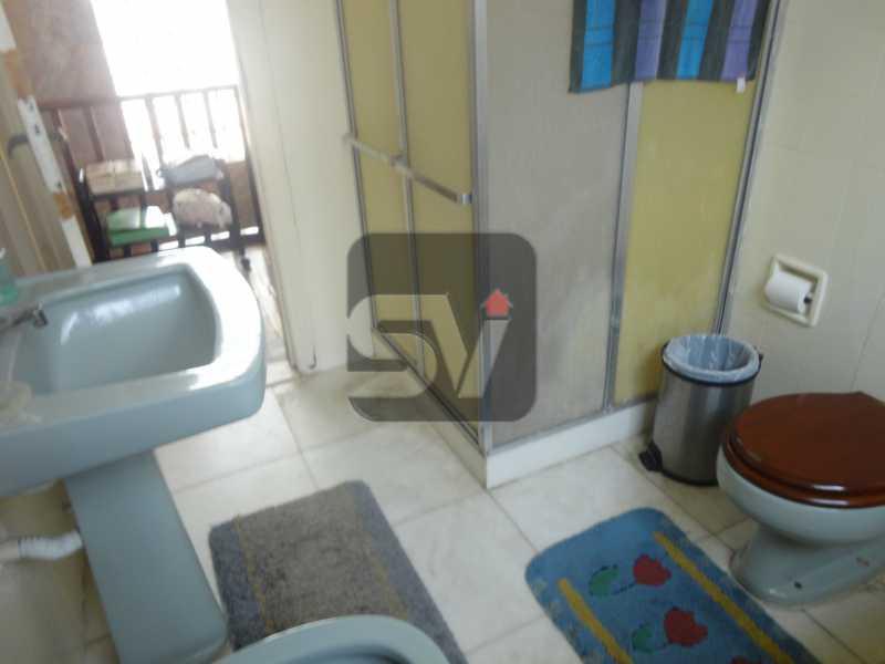 Banheiro Social  - Casa Comercial À Venda - Rio de Janeiro - RJ - Flamengo - VICC40001 - 18