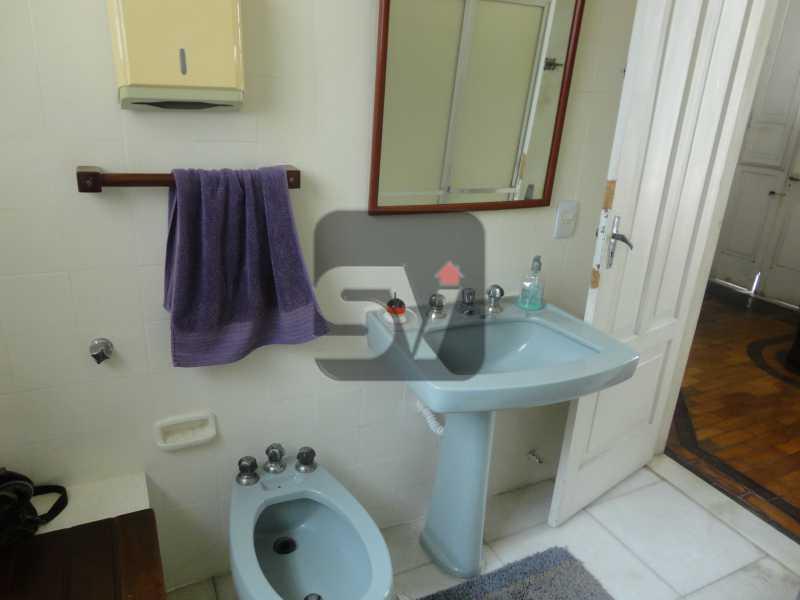 Banheiro Social  - Casa Comercial À Venda - Rio de Janeiro - RJ - Flamengo - VICC40001 - 19