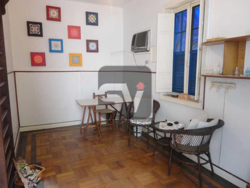Quarto Externo 2 - Casa Comercial À Venda - Rio de Janeiro - RJ - Flamengo - VICC40001 - 25