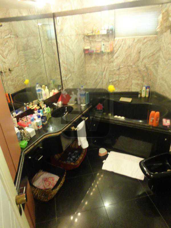 1º Suite Quarto 3 2ºandar - Magnífico apartamento duplex. 3 SUÍTES. Varanda. 2 Vagas - VIAP30275 - 19