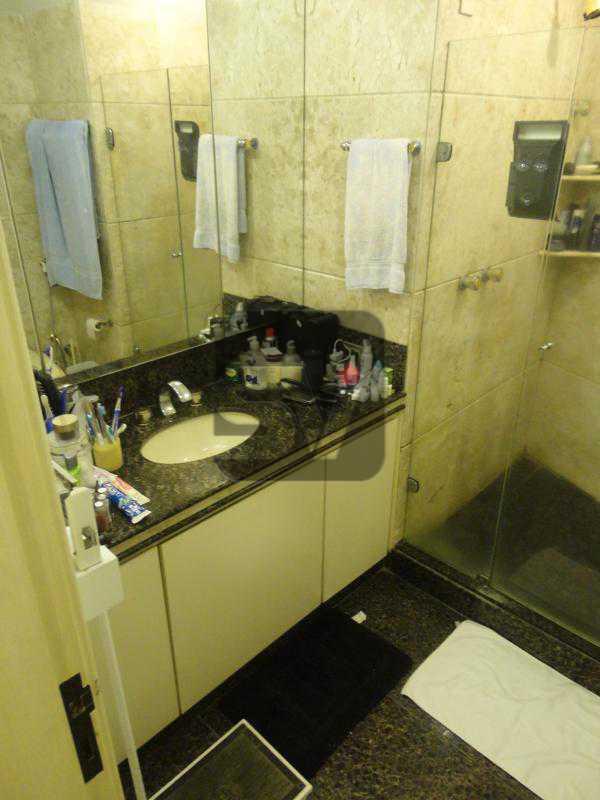2º Suite Quarto 3 2ºandar - Magnífico apartamento duplex. 3 SUÍTES. Varanda. 2 Vagas - VIAP30275 - 18