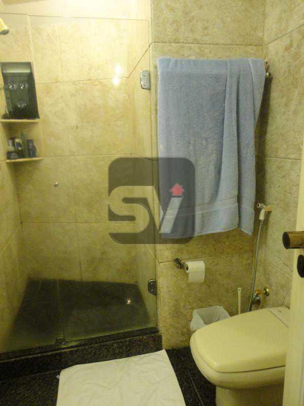 2º Suite Quarto 3 2ºandar - Magnífico apartamento duplex. 3 SUÍTES. Varanda. 2 Vagas - VIAP30275 - 20