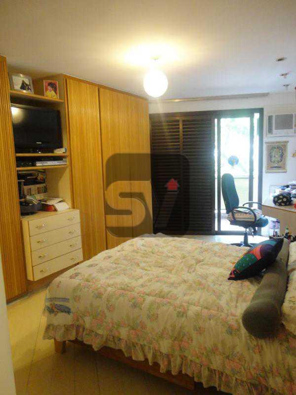 Quarto 2 2ºandar - Magnífico apartamento duplex. 3 SUÍTES. Varanda. 2 Vagas - VIAP30275 - 8
