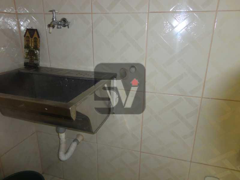 Ins. Máquina de Lavar Roupa - 2 quartos. Silencioso. Ponto nobre. Vaga Marcada. Flamengo. - VIAP20026 - 16