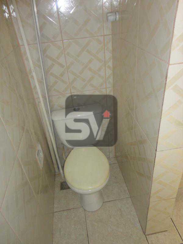 Banheiro de Empregada - 2 quartos. Silencioso. Ponto nobre. Vaga Marcada. Flamengo. - VIAP20026 - 18