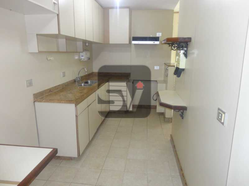 Cozinha - Ótimo apartamento em ponto nobre de Ipanema,Posto 9, Quadra Praia, 3 quartos, 140 metros, 3 quartos, 2 suites,varandão acoplado a sala com 2 ambientes - SVAP30002 - 19