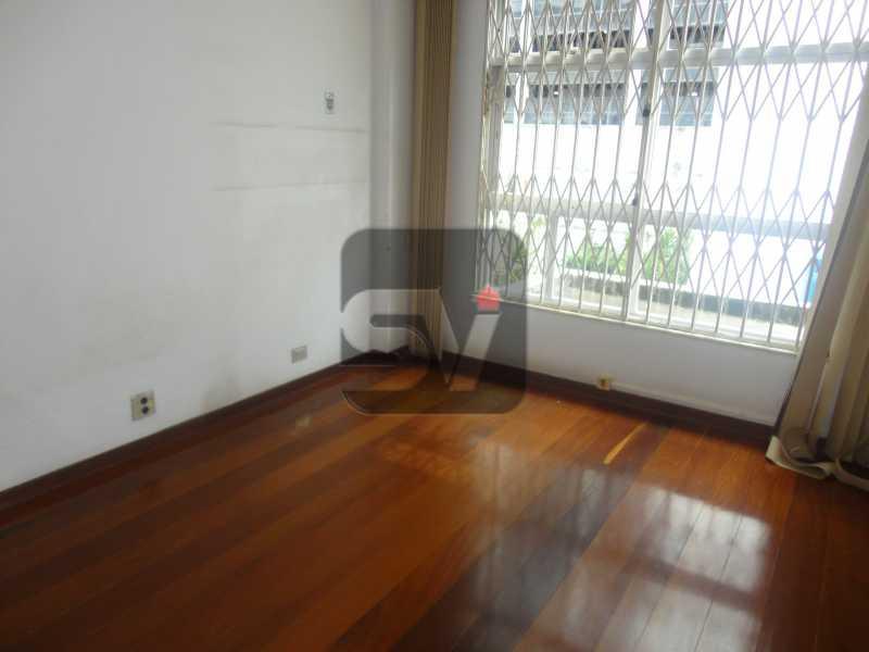 Quarto1 - Ótimo apartamento em ponto nobre de Ipanema,Posto 9, Quadra Praia, 3 quartos, 140 metros, 3 quartos, 2 suites,varandão acoplado a sala com 2 ambientes - SVAP30002 - 11