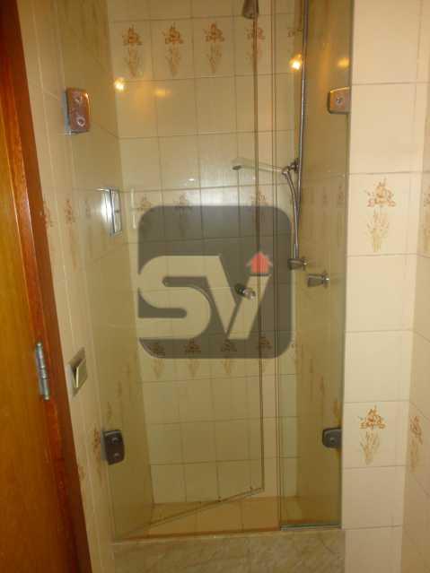 Suíte 2 - Ótimo apartamento em ponto nobre de Ipanema,Posto 9, Quadra Praia, 3 quartos, 140 metros, 3 quartos, 2 suites,varandão acoplado a sala com 2 ambientes - SVAP30002 - 17