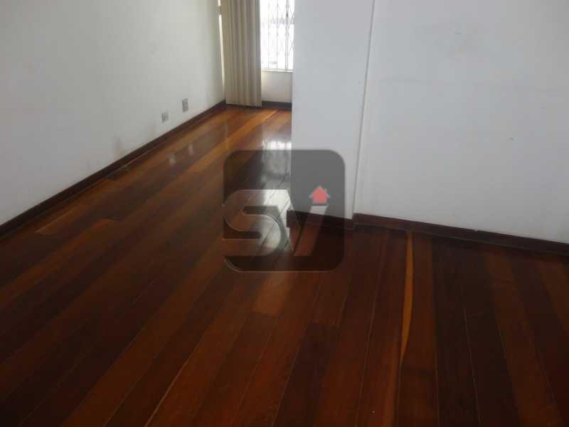 Quarto2 - Ótimo apartamento em ponto nobre de Ipanema,Posto 9, Quadra Praia, 3 quartos, 140 metros, 3 quartos, 2 suites,varandão acoplado a sala com 2 ambientes - SVAP30002 - 14