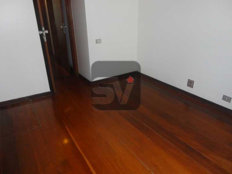 Quarto3 - Ótimo apartamento em ponto nobre de Ipanema,Posto 9, Quadra Praia, 3 quartos, 140 metros, 3 quartos, 2 suites,varandão acoplado a sala com 2 ambientes - SVAP30002 - 18