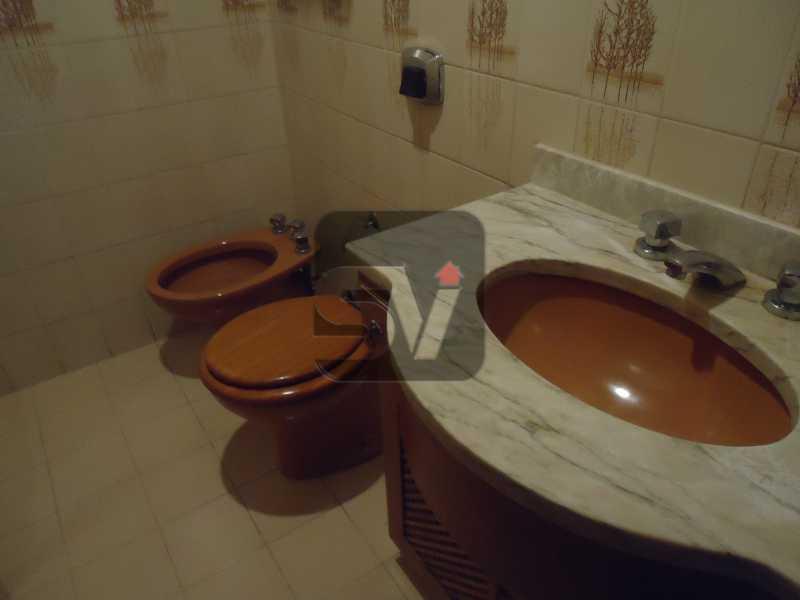 Suíte 2 - Ótimo apartamento em ponto nobre de Ipanema,Posto 9, Quadra Praia, 3 quartos, 140 metros, 3 quartos, 2 suites,varandão acoplado a sala com 2 ambientes - SVAP30002 - 16