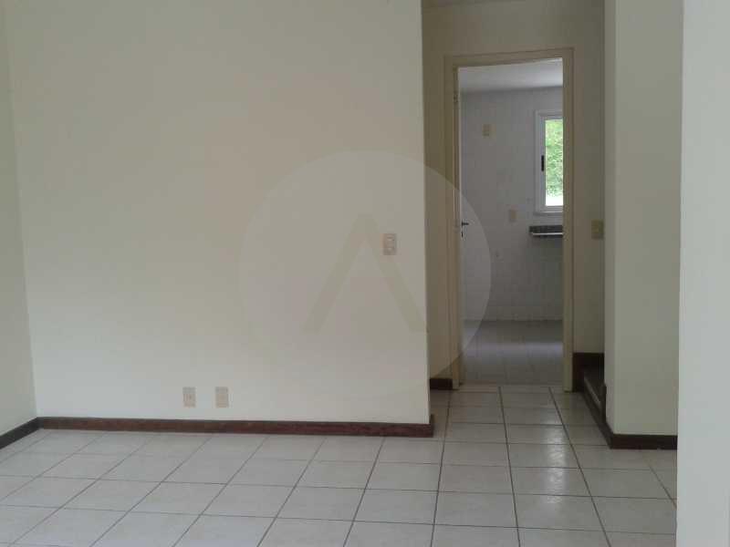 3 - Imobiliária Agatê Imóveis vende Casa em Condomínio de 100m² Itaipu - Niterói por 430 mil reais. - HTCN30024 - 5