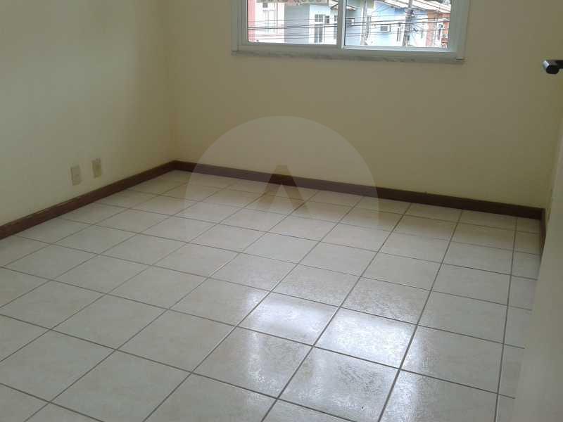6 - Imobiliária Agatê Imóveis vende Casa em Condomínio de 100m² Itaipu - Niterói por 430 mil reais. - HTCN30024 - 9
