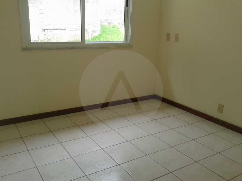 10 - Imobiliária Agatê Imóveis vende Casa em Condomínio de 100m² Itaipu - Niterói por 430 mil reais. - HTCN30024 - 13
