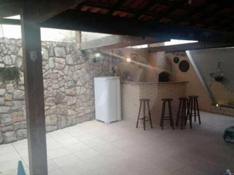 14 - Imobiliária Agatê Imóveis vende Casa em Condomínio de 100m² Itaipu - Niterói por 430 mil reais. - HTCN30024 - 1