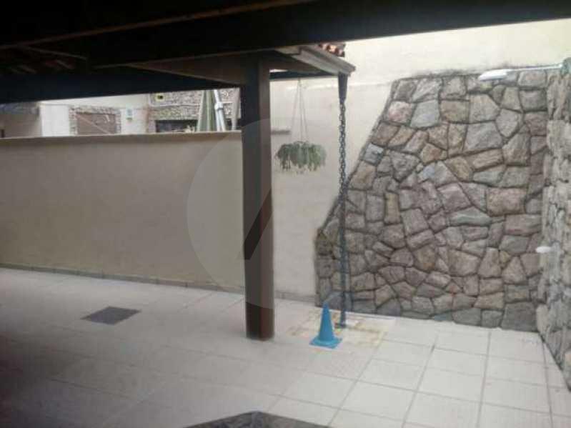15 - Imobiliária Agatê Imóveis vende Casa em Condomínio de 100m² Itaipu - Niterói por 430 mil reais. - HTCN30024 - 16