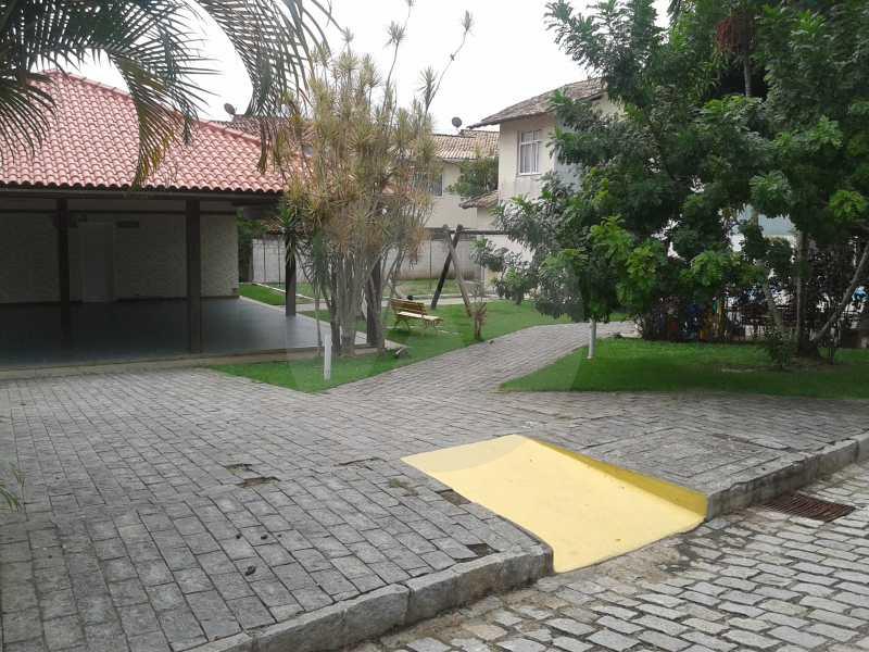 16 - Imobiliária Agatê Imóveis vende Casa em Condomínio de 100m² Itaipu - Niterói por 430 mil reais. - HTCN30024 - 17