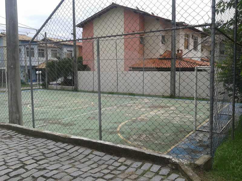 18 - Imobiliária Agatê Imóveis vende Casa em Condomínio de 100m² Itaipu - Niterói por 430 mil reais. - HTCN30024 - 19