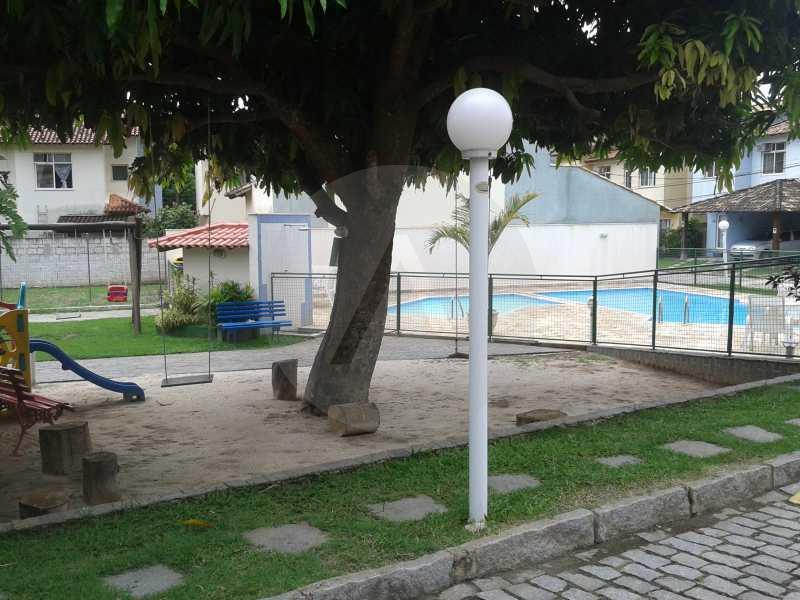 19 - Imobiliária Agatê Imóveis vende Casa em Condomínio de 100m² Itaipu - Niterói por 430 mil reais. - HTCN30024 - 20