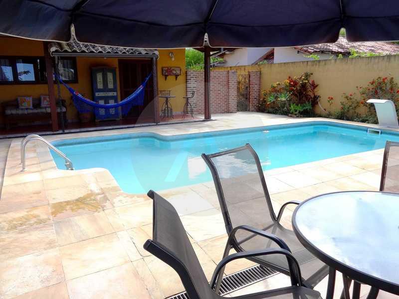 26 - Área de Lazer - Imobiliária Agatê Imóveis vende Casa em Condomínio de 150 m² Itaipu - Niterói por 1.200.000, mil reais - HTCN40069 - 3