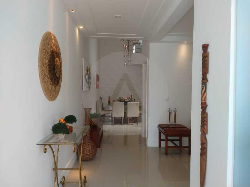 4 Casa Camboinhas. - AGATE IMÓVEIS VENDE IMPERDÍVEL CASA CAMBOINHAS NITERÓI. - HTCA30003 - 5