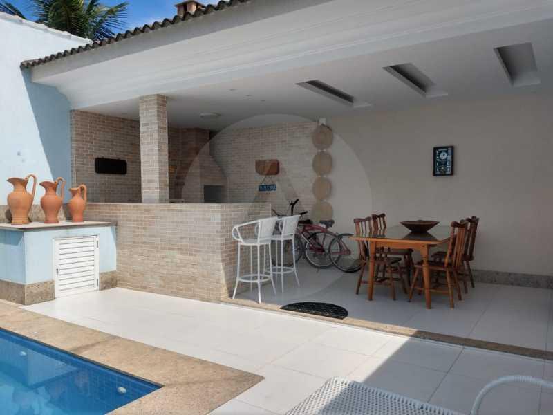 30 Casa Camboinhas. - AGATE IMÓVEIS VENDE IMPERDÍVEL CASA CAMBOINHAS NITERÓI. - HTCA30003 - 31