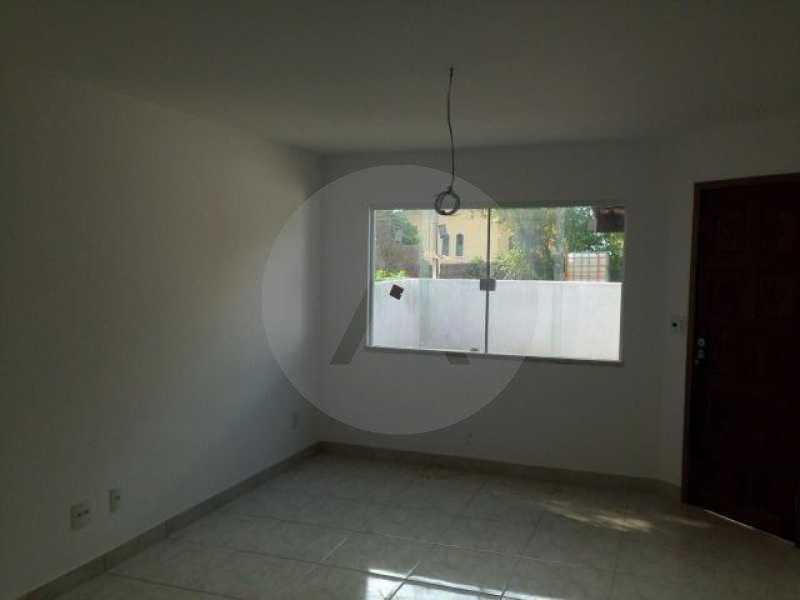 4 - Imobiliária Agatê Imóveis vende Casa Duplex de 140 m² Itaipu - Niterói por 375 mil reais. - HTCA30084 - 5