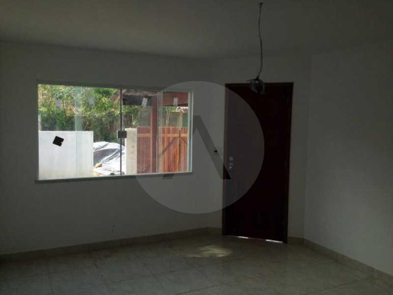 5 - Imobiliária Agatê Imóveis vende Casa Duplex de 140 m² Itaipu - Niterói por 375 mil reais. - HTCA30084 - 6