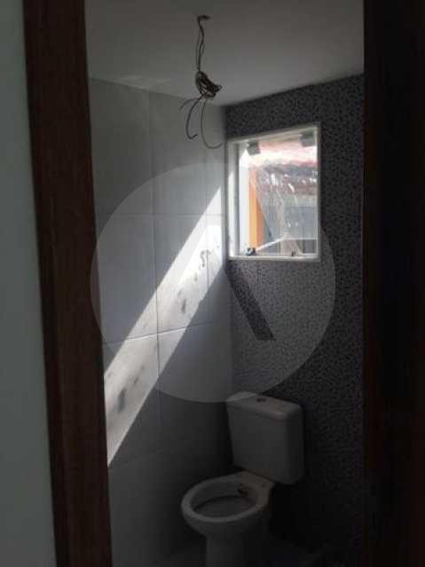 9 - Imobiliária Agatê Imóveis vende Casa Duplex de 140 m² Itaipu - Niterói por 375 mil reais. - HTCA30084 - 10