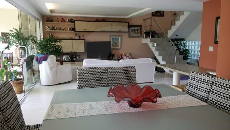 Agate Imoveis Casa Camboinhas  - Imobiliária Agatê Imóveis vende Casa de 200 m² Camboinhas - Niterói por 1.350.000,00 mil reais - HTCA40026 - 5