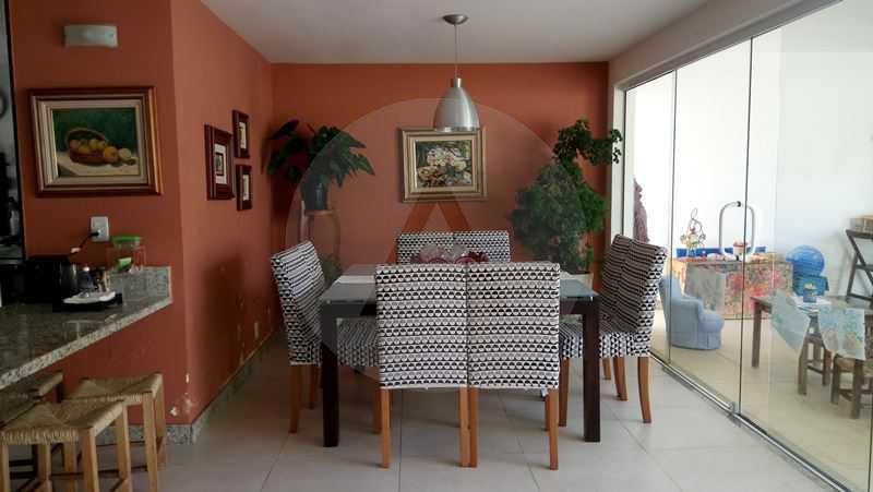 Agate Imoveis Casa Camboinhas  - Imobiliária Agatê Imóveis vende Casa de 200 m² Camboinhas - Niterói por 1.350.000,00 mil reais - HTCA40026 - 7