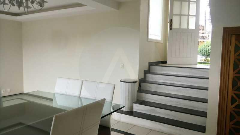 4 Casa Condomínio Itaipu - Imobiliária Agatê Imóveis vende Casa em Condomínio - Itaipu - Niterói. - HTCN40023 - 5