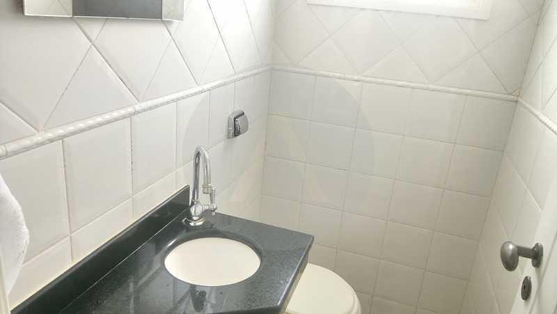 9 Casa Condomínio Itaipu - Imobiliária Agatê Imóveis vende Casa em Condomínio - Itaipu - Niterói. - HTCN40023 - 10